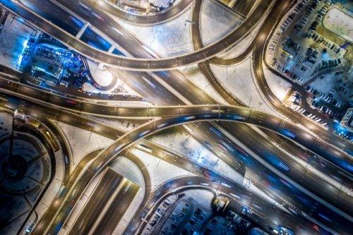 Впечатляющие фотографии, сделанные с высоты птичьего полёта (20 фото)