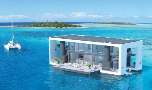 ТОП-10: Дома, которые показывают, как мы будем жить в будущем