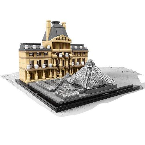 Знаменитые достопримечательности из LEGO (11 фото)
