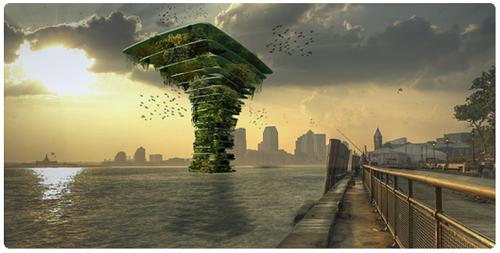 ТОП-10: Архитектурные проекты для будущего водного мира