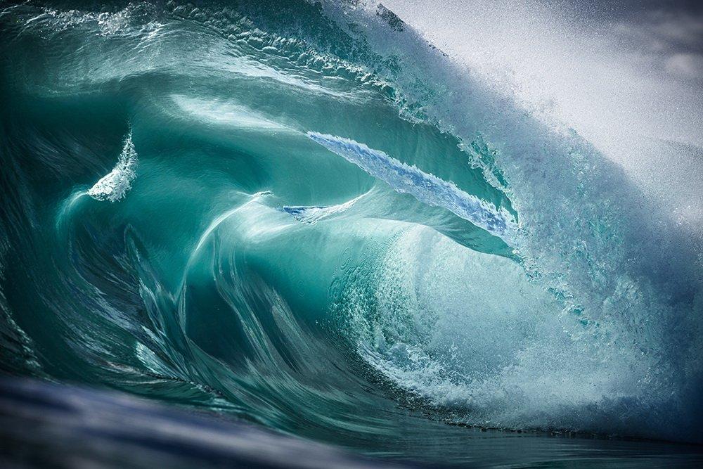 Волны океанов картинки
