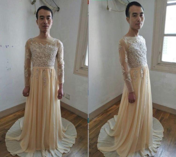 31e445d8a774 После того как один клиент попросил его прислать реальные фотографии одежды,  а не снимки с фотостока, как это чаще всего делают китайские онлайн-продавцы,  ...