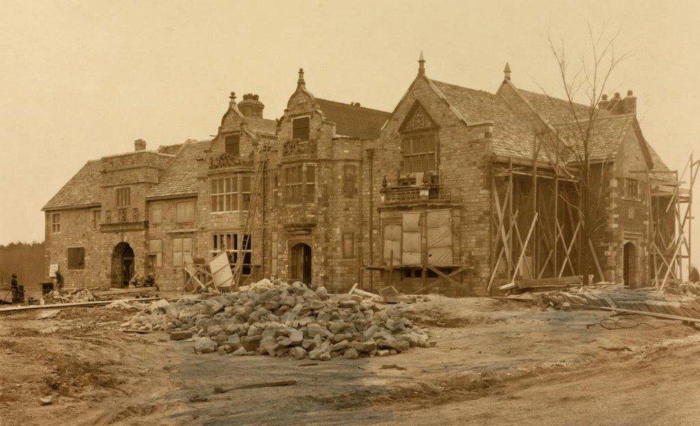 Дома, которые переправили через Атлантический океан почти 100 лет тому назад (8 фото) картинки