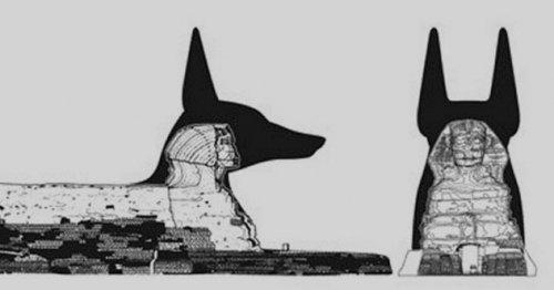 Топ-10: факты, предположения и теории про Великого Сфинкса из Гизы