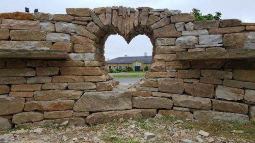 Каменное искусство Джонни Клэспера (20 фото)