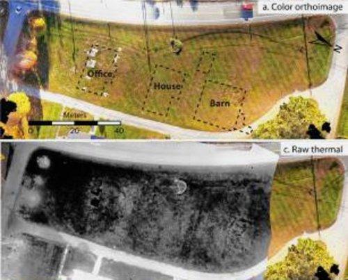 ТОП-10: Секреты археологии, раскрытые с помощью дронов