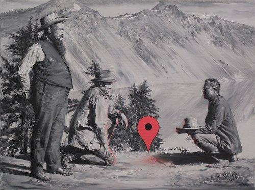 Сюрреалистические масляные картины Пако Помета (13 фото)
