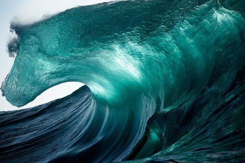 Красота морских волн в фотографиях Уоррена Килана (17 фото)