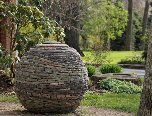 Каменные скульптуры Девина Дивайна, созданные без капли клея и цемента (11 фото)