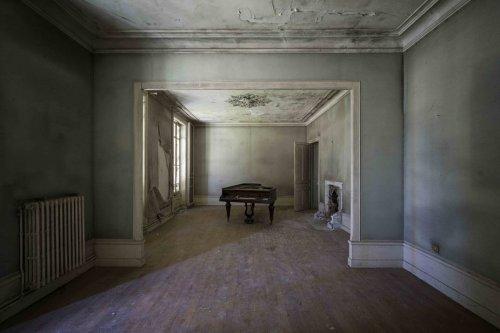 """""""Реквием по фортепиано"""" фотографа Ромена Тьери (19 фото)"""