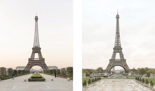Тяньдучэн: поддельный Париж посреди Китая (16 фото)