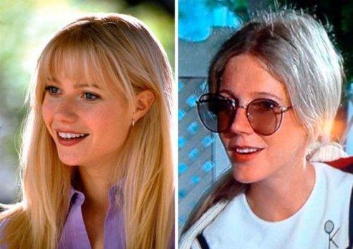 Дети знаменитостей, невероятно похожие на своих родителей в том же возрасте (9 фото)
