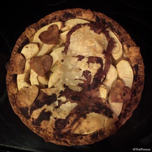Креативные пироги, вдохновлённые поп-культурой, от Джессики Ли Кларк-Божин (25 фото)