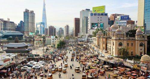 """Смешанные города в проекте-фантазии """"Hybrid cities"""" (7 фото)"""