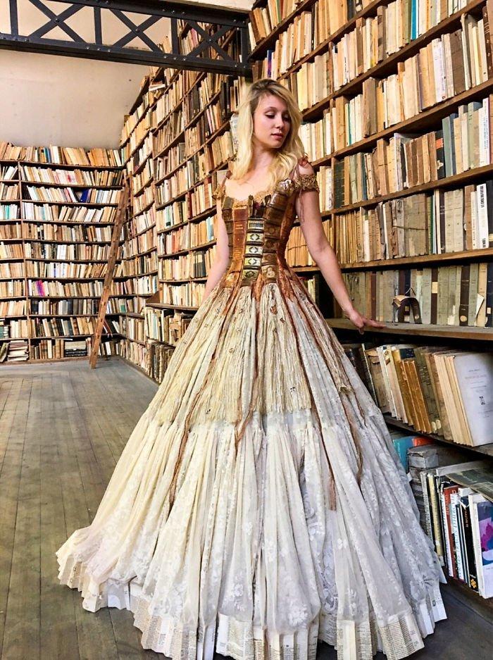 0069b7b432eccbe Необычные платья Сильви Фэкон (13 фото)