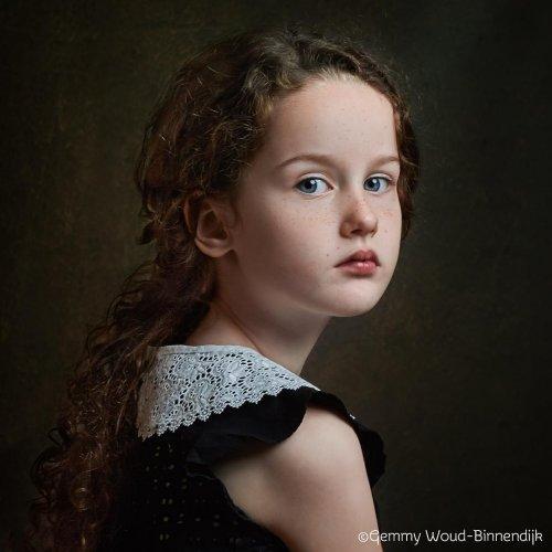 Фотопортреты в стиле эпохи Возрождения (18 фото)