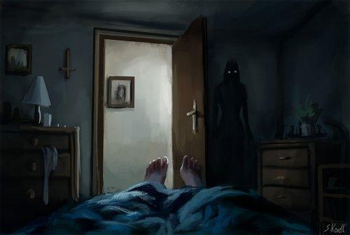 Мистический мир кошмаров: цифровое искусство Стефана Койдля (20 фото)