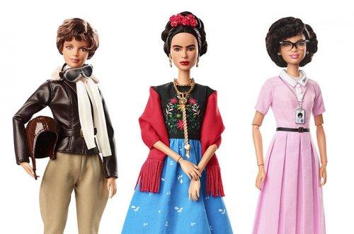 Компания Mattel выпустила серию новых кукол Барби, созданных в честь реальных женщин (20 фото)