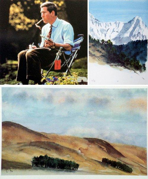 Знаменитости, которые удивят вас своими художественными талантами (13 фото)
