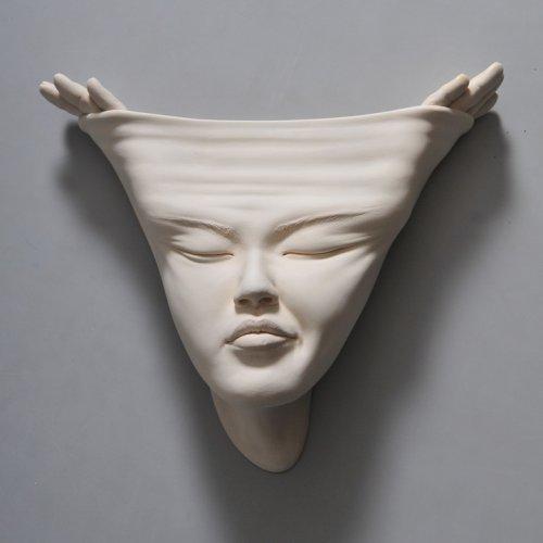 Необычные скульптуры Джонсона Цанга (7 фото)