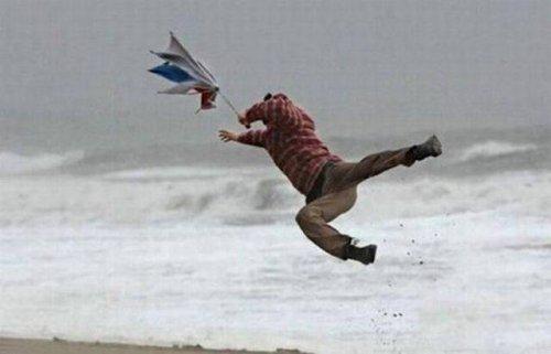 Наглядные причины любить и ненавидеть ветер (28 фото)