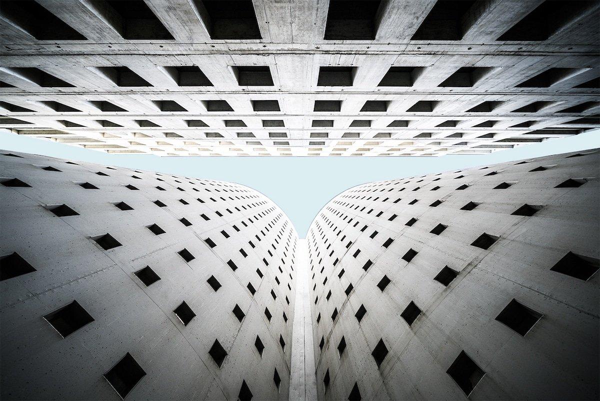 Геометрическая композиция в фотографии