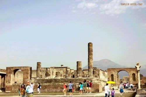 Как знаменитые сооружения древности выглядели в самом начале своего существования (47 фото)
