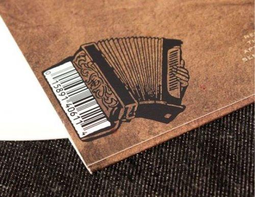 Креативный дизайн штрих-кодов (23 фото)