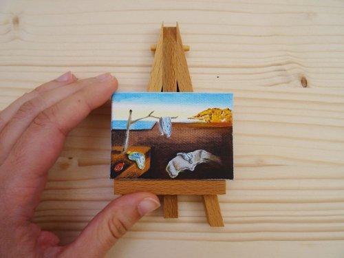 Художественные миниатюры Иларии Лафронцы (23 фото)