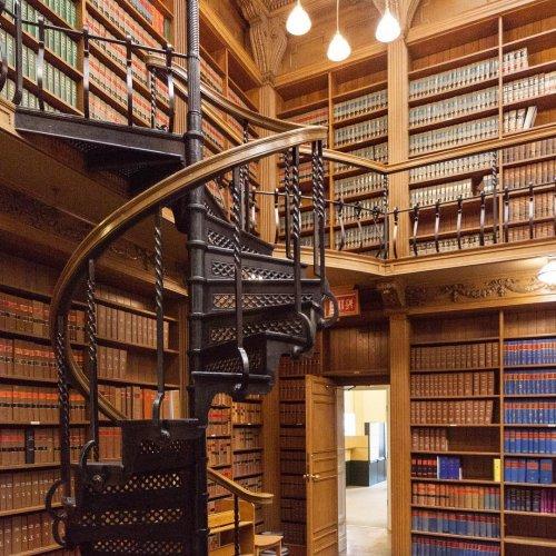 Instagram, посвящённый самым прекрасным библиотекам мира (13 фото)