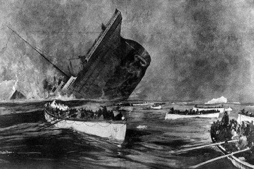 ТОП-10: Теории заговора, связанные с крушением Титаника
