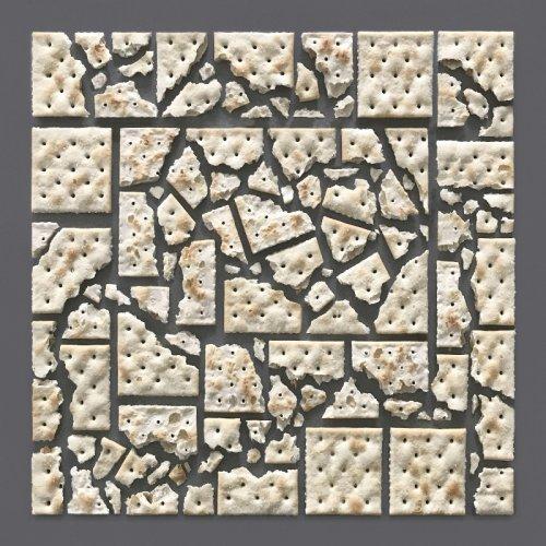 Когда испытываешь тягу к порядку: природные материалы, уложенные в точные геометрические формы (11 фото)