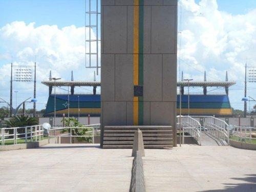 """Необычный стадион """"Зеран"""" в Бразилии, о существовании которого вы и не догадывались (3 фото)"""