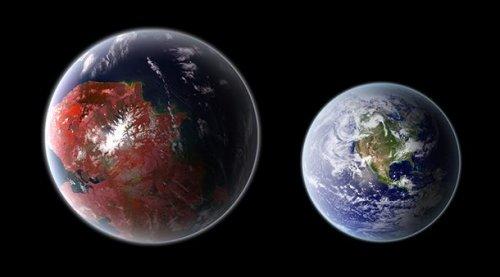 ТОП-25: Невероятные планеты, на которых мы могли бы жить