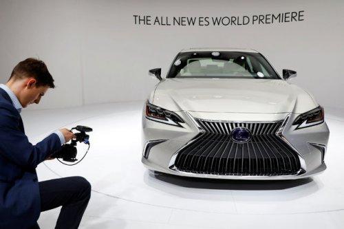 Новинки пекинского автосалона Auto China 2018 (17 фото)