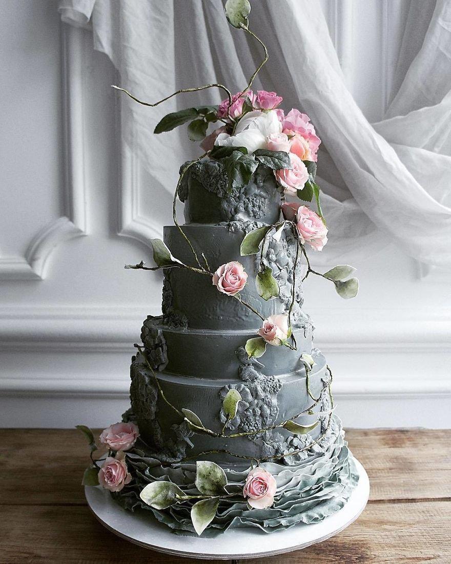 удивительный торт фото собой