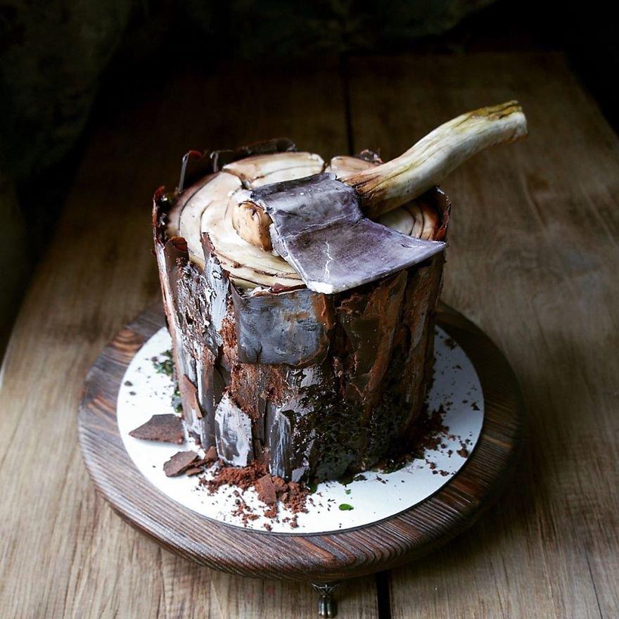 могут странные торты фото говядины прекрасно сочетаются