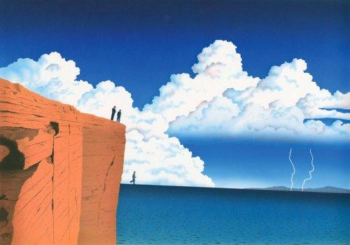 Новые сюрреалистические иллюстрации Ги Биллю, переворачивающие сознание (21 фото)