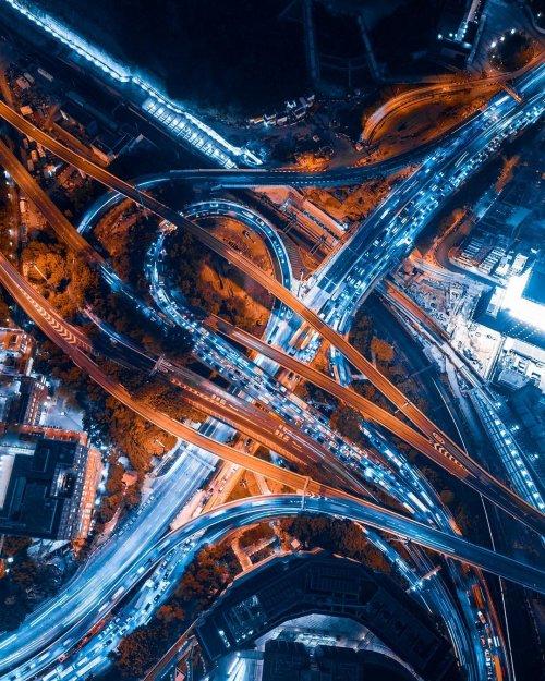 Сингапур сверху: захватывающие дрон-фотографии Райана Джеймса (27 фото)