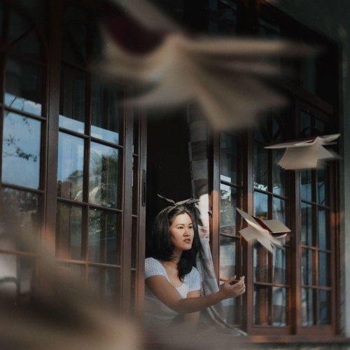 Книжные приключения Катрины Ю (22 фото)