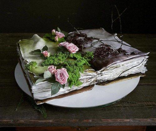 Потрясающие торты от Елены Гнут (27 фото)
