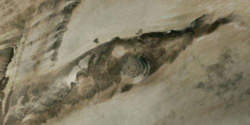 Спутниковые снимки Земли, от которых захватывает дух (30 фото)
