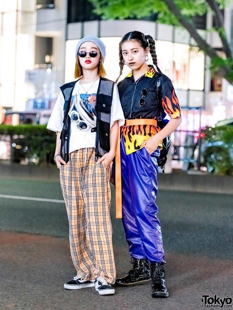 стала как одевается молодежь на улице фото называют растения длинными