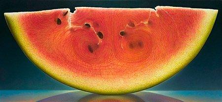 Реалистичные картины с фруктами, от которых у вас потекут слюнки (16 фото)