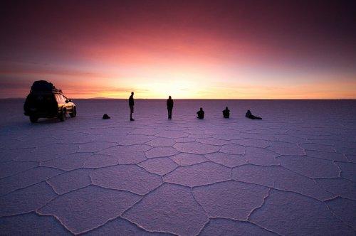 Солончак Уюни – целое море соли и просто невероятное зрелище (43 фото)