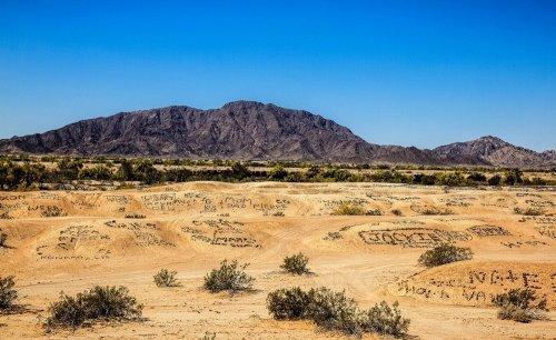 Долина имён (3 фото + видео)