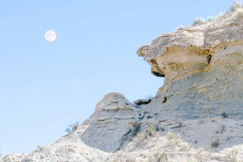 """Величественные виды """"Пустынь будущего"""" (11 фото)"""