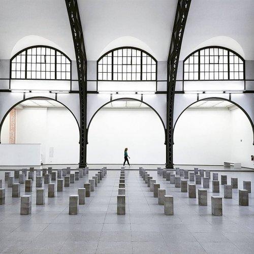 Минималистичные архитектурные фотографии Влада Мюллера (30 фото)