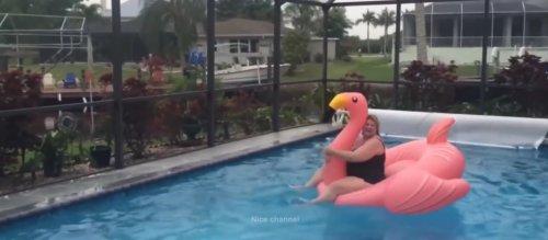 Фейлы в бассейнах