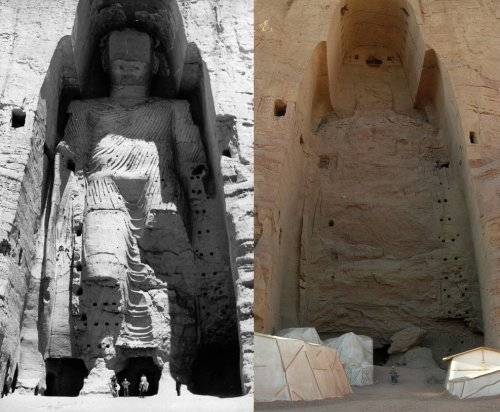 Последние буддийские реликвии Афганистана (7 фото)